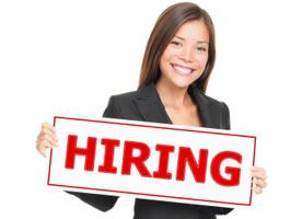 Jean Kripton is hiring